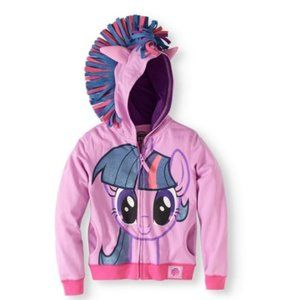 My Little Pony Girls' Hoodie - Large (6x)